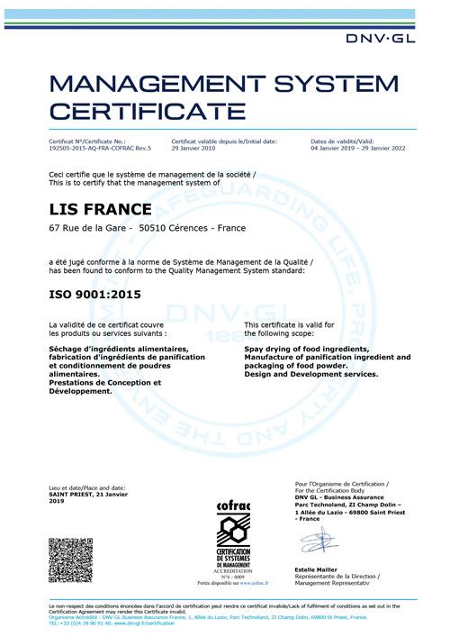 LIS / France